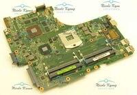 90R N1QMB1300Y 60 N4PMB1300 A16 60 N1QMB1300 C11 60 N1QMB1900 D14 rev 2.1/2.2/2.0 GT540M 4 RAMs motherboard for ASUS N53S N53SV