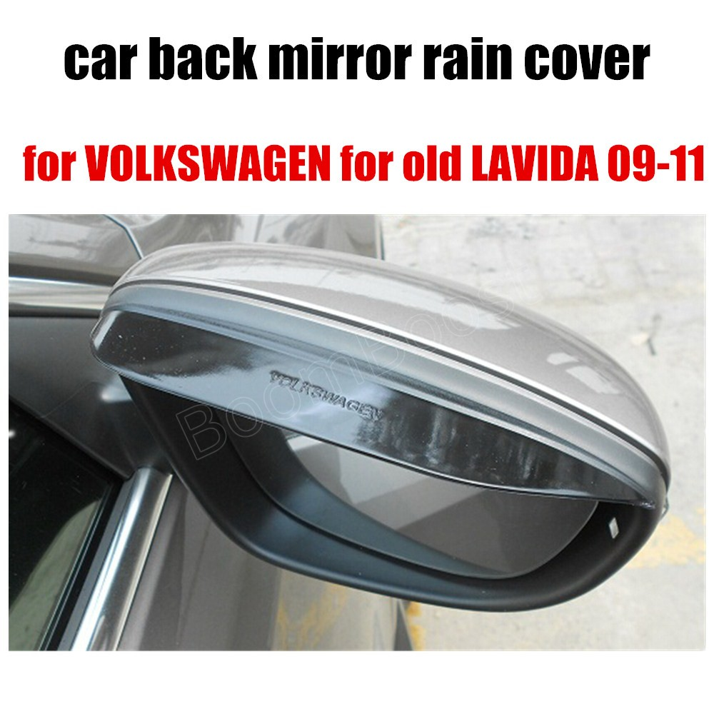 Volkswagen Cabrio Rearview Mirror Rearview Mirror For: 2 Pieces Car Rearview Mirror Rain Blades Car Back Mirror