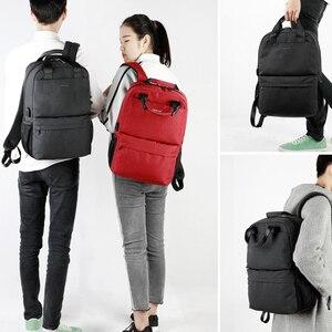 Image 5 - Tigernu marka rahat moda kadınlar USB şarj okul sırt çantası kadınsı 15.6 dizüstü rahat sırt çantaları genç kızlar Mochila