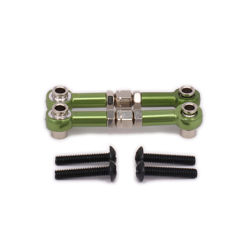 Alloy Tie-Rod Tie-Rods Turnbuckle Arm&Steering For Rc Hobby Car 1/10 HPI RS4 Aluminum 6061-T6 113696 Hopup Parts Tie Rod RS4009