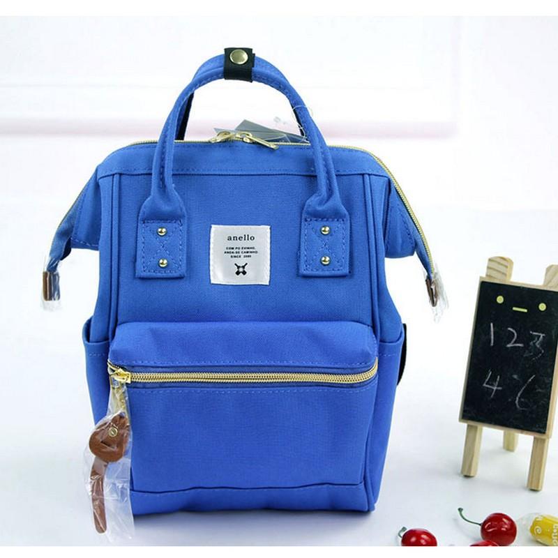800d Oxford Cloth Waterproof Children's Backpack Lightweight Ring School Bag Kindergarten Mini Bag Snack Bag