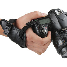 DSLR Camera Hand Grip Wrist Shoulder Strap 1/4 Screw Mount f