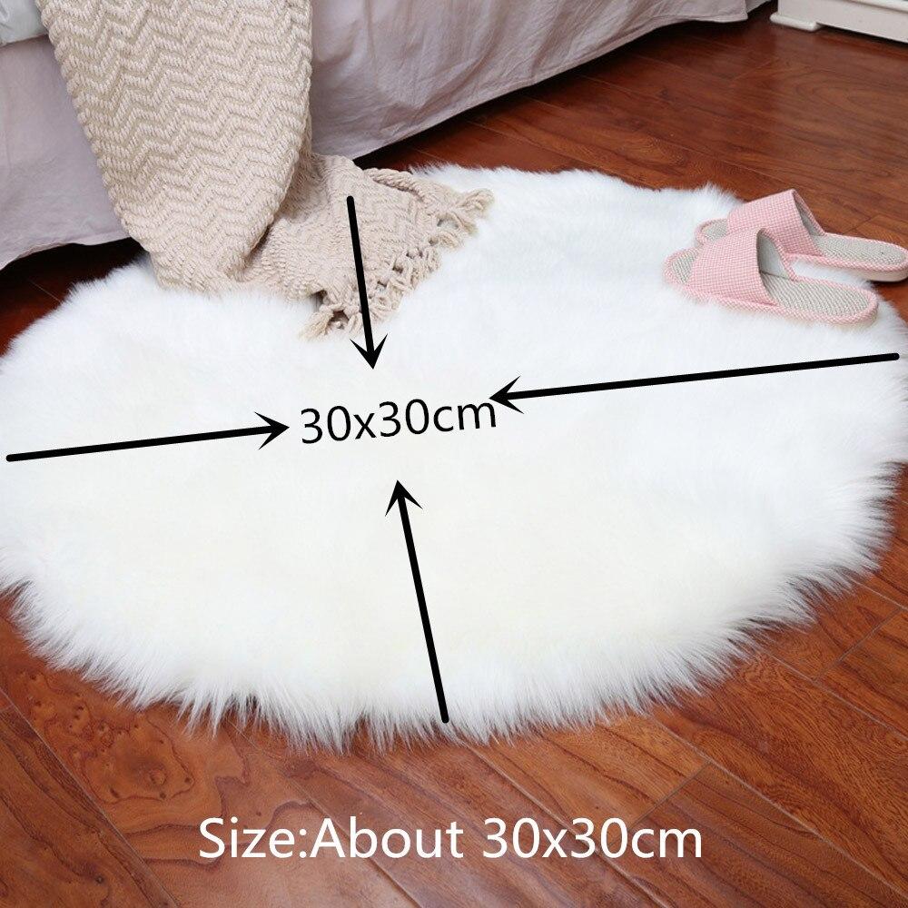 Soft Sheepskin Rug 3
