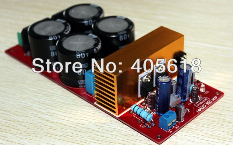 ФОТО Class D IRS2092 Double rectifier Amplifier 36 times