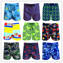Wholesale Retail 2019 Turtles Boardshorts Brand Fashion BREVILE PULLQUIN Beach Board Shorts Vilebre Men Swimwear Hawaiian Shorts