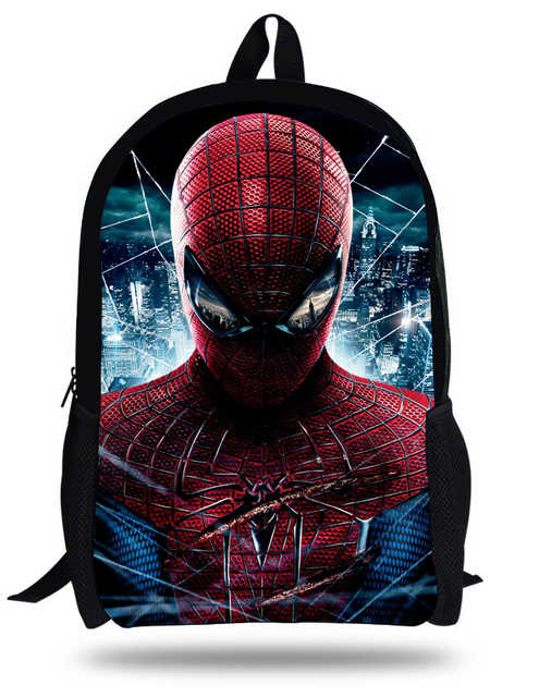 The Amazing Spider-Man School Bag
