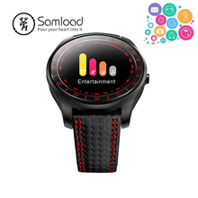 Samload Smart Watchs Bluetooth Fashion V10 Band Fitness Tracker Heart Rate Monitoring For Apple iPhoneSE 5