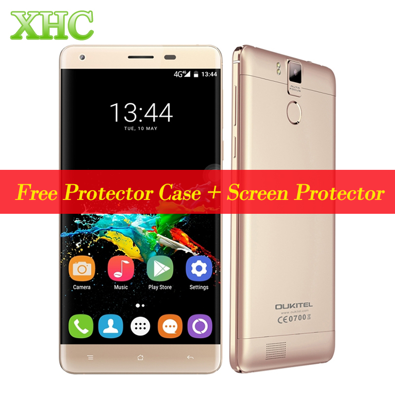 4G OUKITEL K6000 Pro Smartphone 32GB 3GB 16MP Camera 5 5inch 6000mAh 1920 1080 Android 6