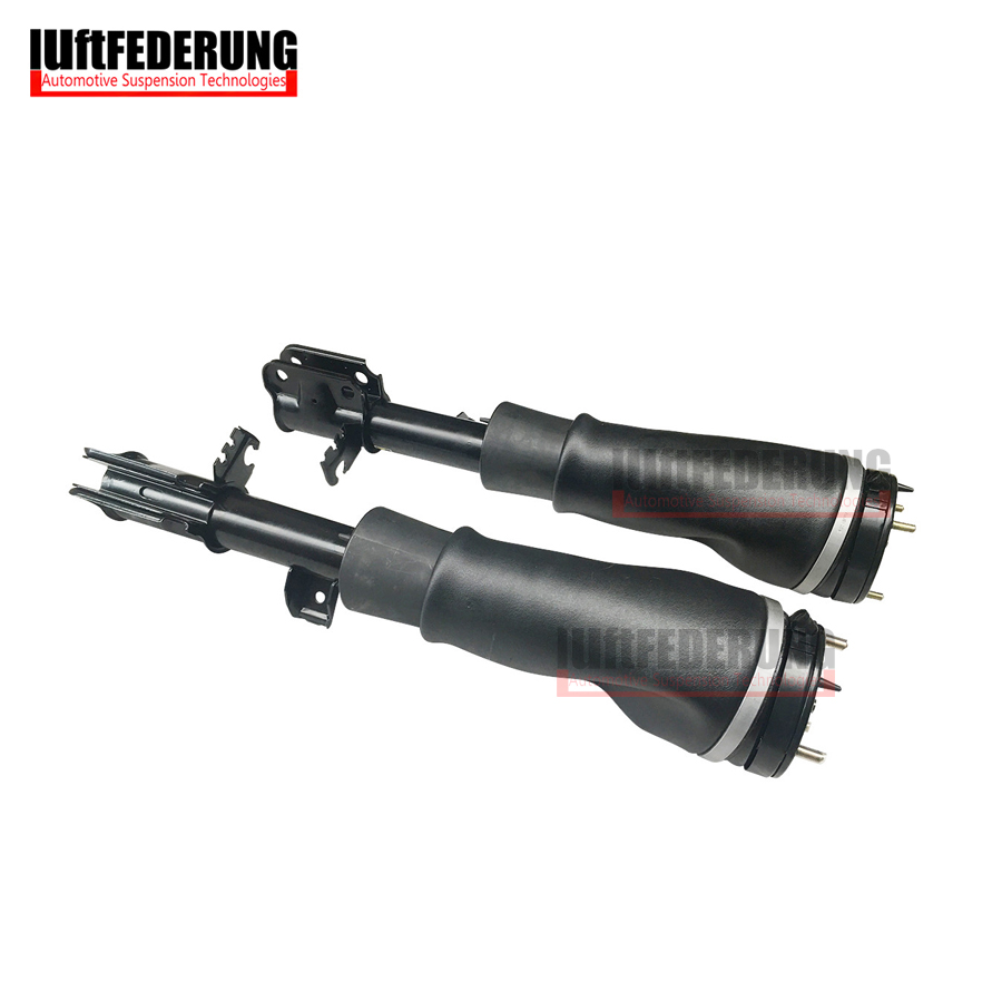 Luftfederung Nouveau 1 * Paire Avant Air Printemps Pentecôte ANNONCES Suspension Air Shock Pour Land Rover Range Rover Vogue L322 l2012859 L2012885