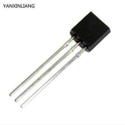 Купить с кэшбэком 100PCS Transistor BC547C BC547 0.1A/45V NPN transistor TO-92