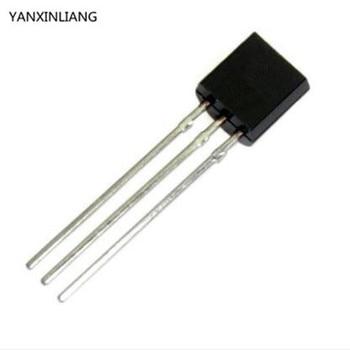100PCS Transistor BC547C BC547 0.1A/45V NPN transistor TO-92 цена 2017