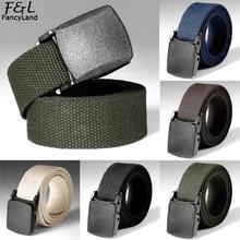 Waist Tactical Adjustable Outdoor Belt Military Nylon Belt M