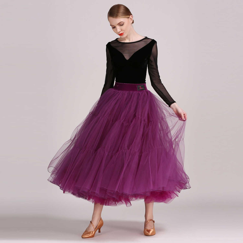 Мэй Ю. GB007 и GB024 современный танец костюм топ и юбка костюмы танцевальное бальное платье костюм Для женщин вечернее платье