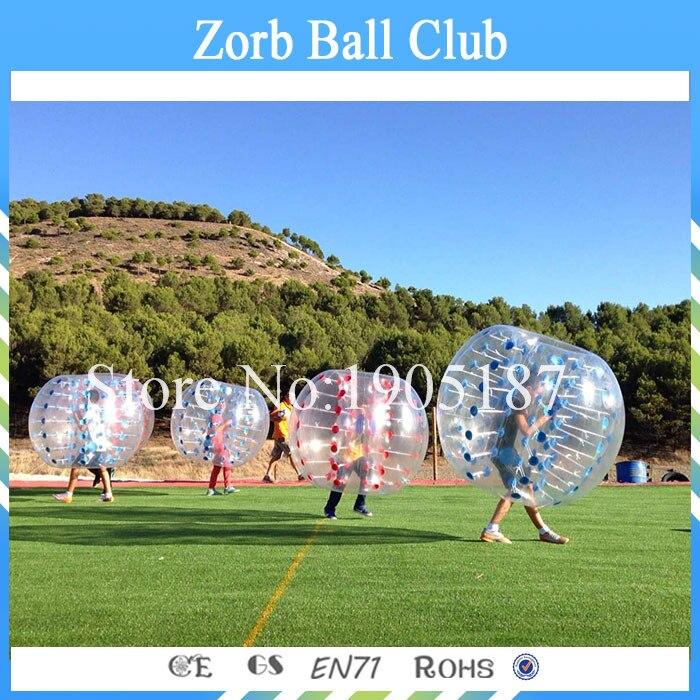 Envío libre 10PCS (5Red + 5Blue) bola de parachoques de 0.8mm 100% - Deportes y aire libre - foto 4