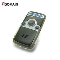 FDOMAIN auto wireless solar Bluetooth handsfree car kit speakerphone built in FM transmitter modulator function phone MP3 player