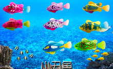 Electric Robotic Fish   Battery Powered Swimming Toys