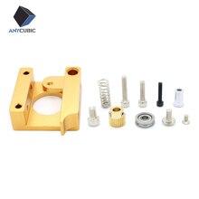 3D Принтер makerbot MK8 Экструдер экструзии Алюминия Кадр Блок DIY Kit для Reprap i3