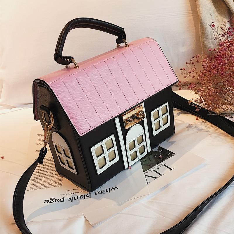 f2f3358c4c9db 2019 الأزياء حقيبة صغيرة موجة جديدة النسخة الكورية من البرية حقيبة ساعي  لطيف حيرة الكتف فتاة