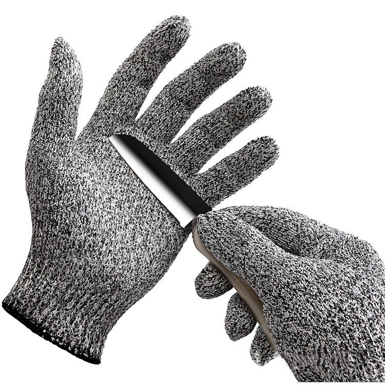 Protective cut-resistant gloves Outdoor self-defense products do Multipurpose protection industry protective gloves stainless steel low temperature protection gloves strong scratch glass knife self defense anti knife gloves