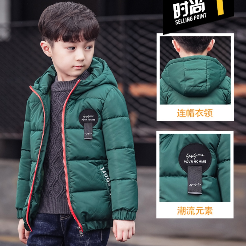 New Boys Parka Childen Winter Jackets Warm Boys Clothes Kids Baby Thick Cotton Down Jacket Cold Winter Outwea bibihou new boys parka snowsuit children jackets warm boys clothes kids baby thick cotton down jacket cold winter coat outwear