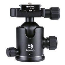 Benro шариковая головка B00 B0 B1 B2 B3 B4 B5 шариковая головка профессиональная магниевая видео головка Bual шариковая головка
