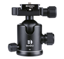 Benro Ball kopf B00 B0 B1 B2 B3 B4 B5 kugelkopf Professionelle Magnesium Video Kopf Bual Action Ball Kopf