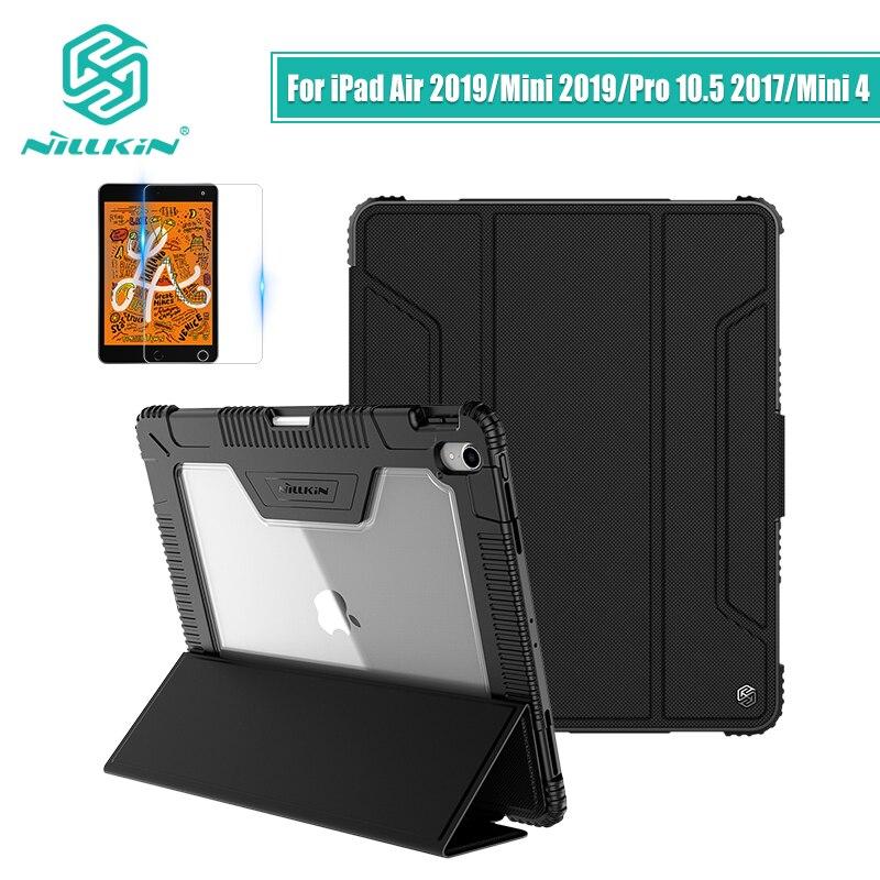 NILLKIN Case For iPad Mini 2019 Cover For iPad Air 2019 For iPad Mini 4 Smart