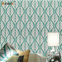 PVC Waterproof wallpaper Stickers Self adhesive Removable Wall Paper Roll DIY Decorative Film Simple Elegant Behang Stickers