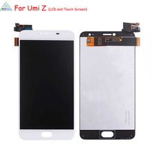 LCD Display For Umi Z Screen LCD Touch Screen Assembly Original Quality For Umi Z LCD Display Phone Parts Free Tools