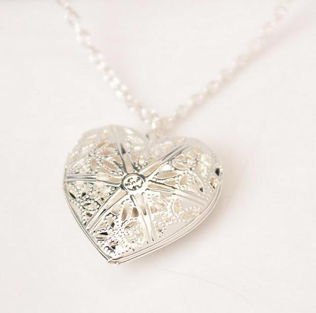 I Love You Necklace For Her