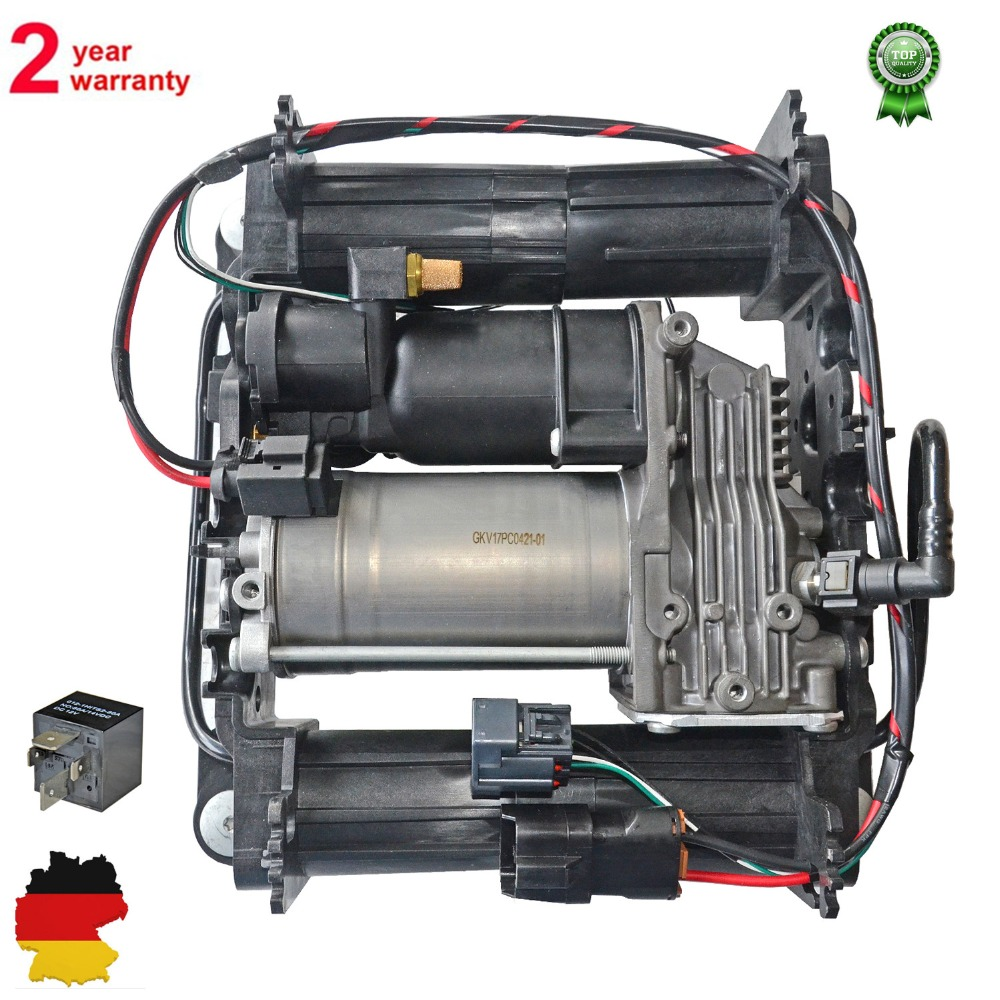 Buy Lr041777 Brand New Amk Air Compressor Pump For 06 Range Rover Fuse Box Land 3 Mk3 L322 2006 2012 Suv Hse Supercharged Lr025111 From