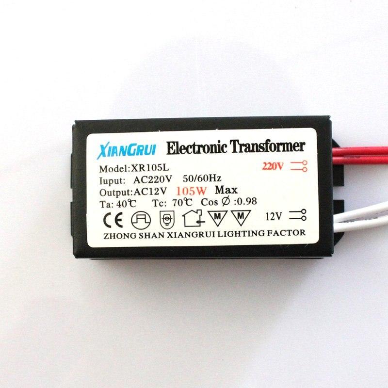 AC220V zu AC12V 20W Netzteil Transformator Adapter Treiber für LED