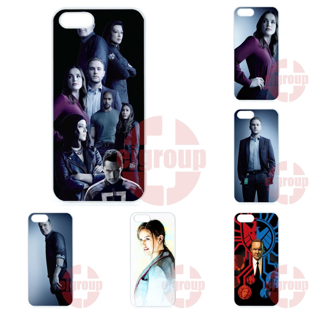 marvel agents of s.h.i.e.l.d Case For Xiaomi Mi 3 4 4i 4c 5 5s Redmi 1S 2 2S 3S 2A 3 Note 2 3 4 Pro Max Plus