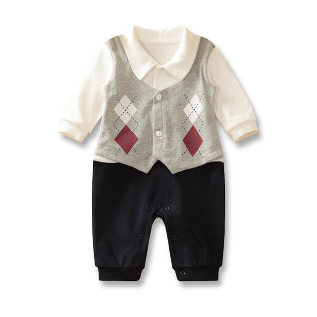 2017 Moda Primavera Do Bebê Do Outono Das Meninas Dos Meninos Romper Algodão Newbron Macacão sem Cap Vários estilos Animais Do Bebê infantil crianças pano