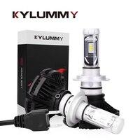 LED Car Lights H1 H3 H4 H7 H13 9004 9005 9006 9007 Automobile Headlight 12V 50W