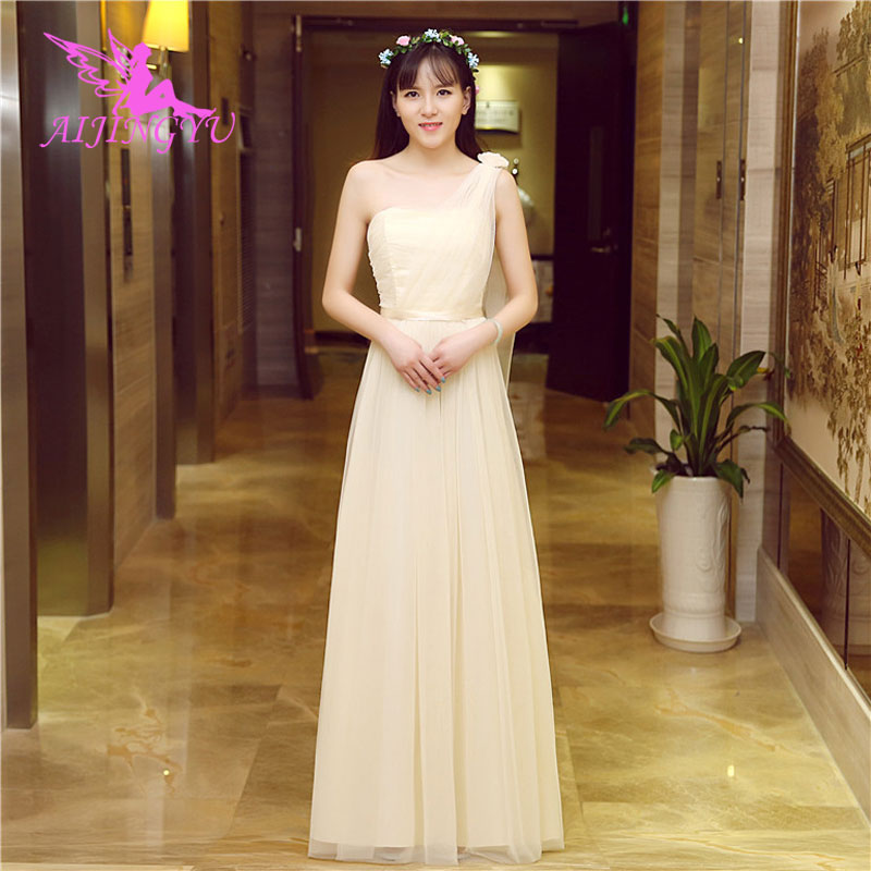 AIJINGYU 2018 fashion   bridesmaid     dresses   elegant   dress   for wedding party BN557