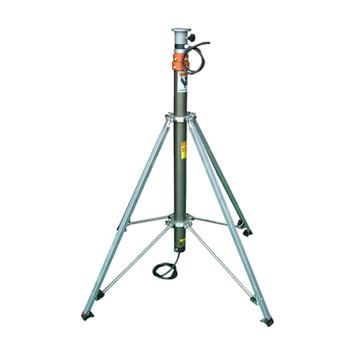 4m mobile pneumatic mast telescopic antenna mast on sale on