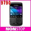 Original blackberry bold 9790 gps wifi 5mp de la pantalla táctil del teclado qwerty abrió el teléfono móvil libera el envío!!!