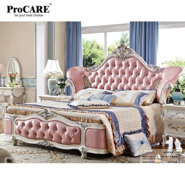 Luxe Europeen Et Americain Meubles De Style Royal Serie Chambre