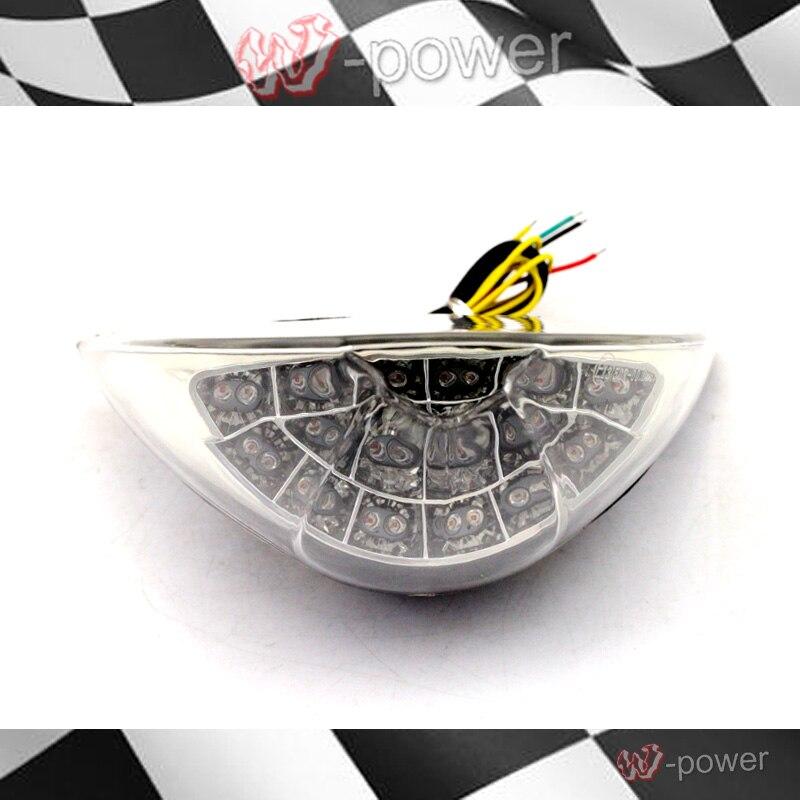 Pour KTM 990 SUPERDUKE 2007-2012 Moto Led Intégré feu arrière clignotant Clignotant