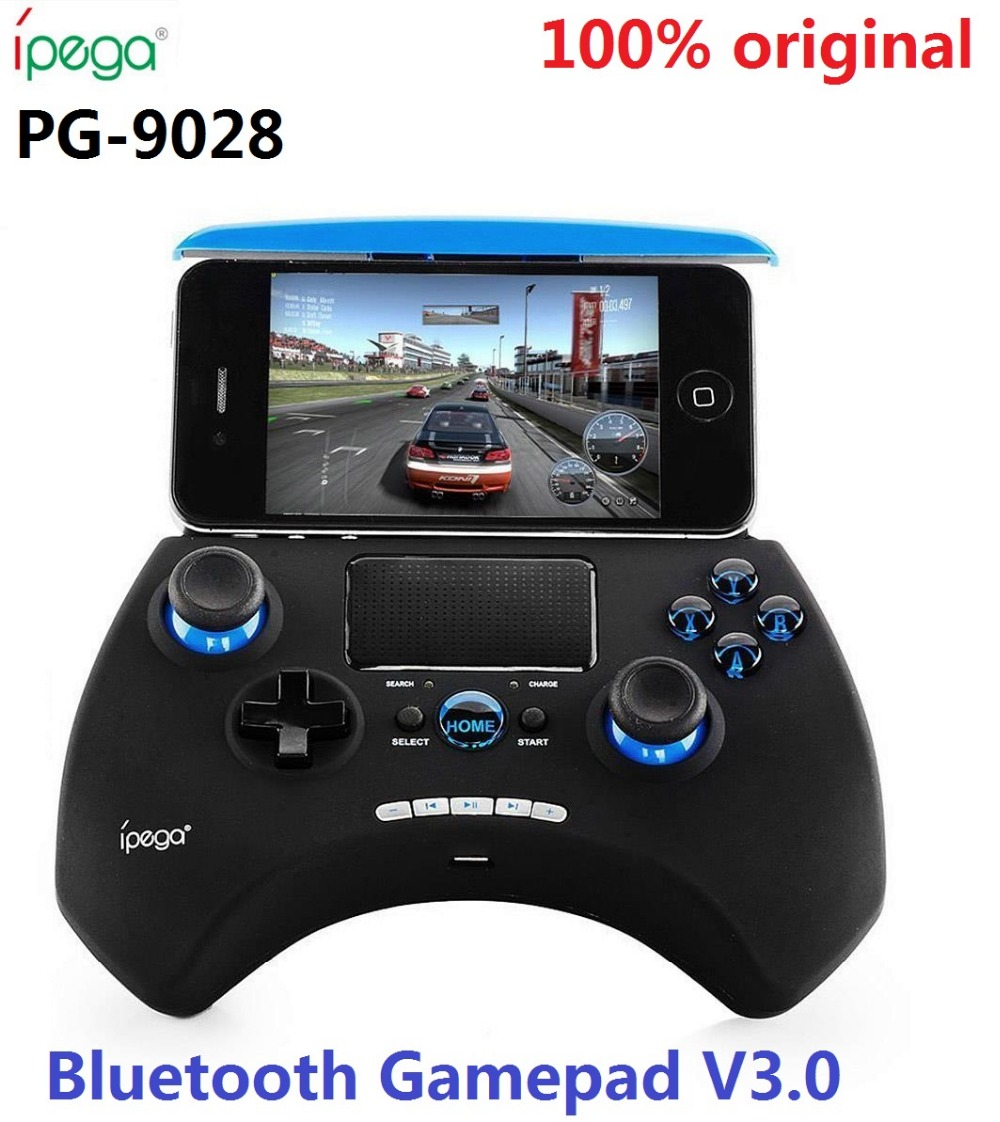 iPEGA PG 9028 Wireless Bluetooth Game Controller Gamepad With Touch Pad for Samsung Galaxy Note HTC LG Android Tablet PC