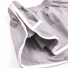 cotton solid Lounge Pajama men sleepwear boxer short mens comfortable casual underpants wholesale breathable split sleep bottoms