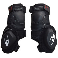 Motorcycle Knee Pads Motocross Protector Protective Gear package Kneepad Moto Knee Brace Support knight Drop protection Leggings