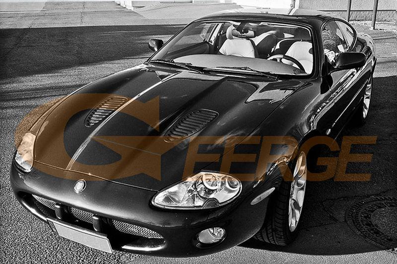 Για το Jaguar XK8 XKR X100 Χαρτοφυλάκιο 1996-2006 - Φώτα αυτοκινήτων - Φωτογραφία 6