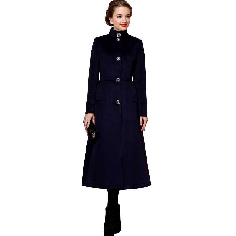 Popular Navy Blue Wool Coat-Buy Cheap Navy Blue Wool Coat lots