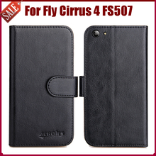 Fly Cirrus 4 FS507 Case,High Quality Fashion Wallet Stand Flip Leather Cover for Fly Cirrus 4 FS507 Phone Case in Stock.