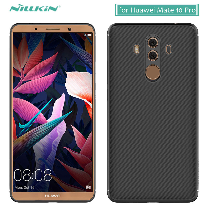 """for Huawei Mate 10 Pro Case 6.0"""" Nillkin Synthetic Fiber Hard Back Cover Case Ultra-thin Phone Case for Huawei Mate 10 Pro Cover"""