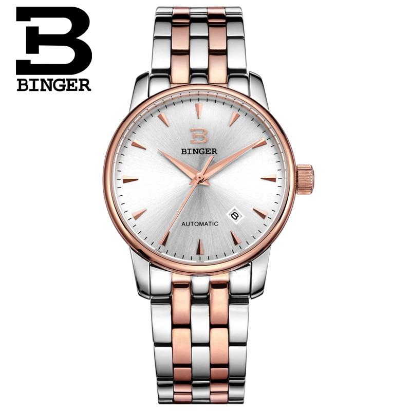 Szwajcaria zegarki mężczyźni luksusowa marka 18K złote zegarki na - Męskie zegarki - Zdjęcie 2