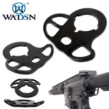 Wadsn Tactical Airsoft M4 Rear Sling Mount  Swivel AEG Military Army Accessories WOT0901