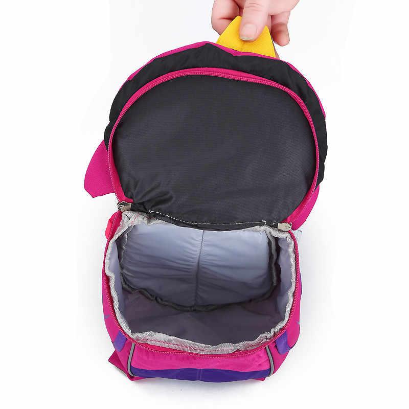 Karikatür Baykuş Anaokulu anti-kayıp Sırt Çantası Tulumları Erkek Kız Marka Okul Çantaları Sevimli Hayvan sırt çantası kadın Mochila Infantil